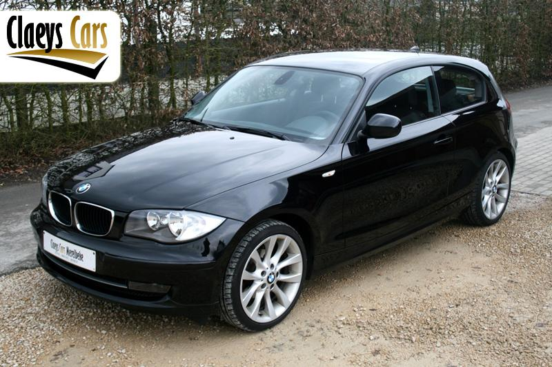 Tweedehands bmw 116 garage claeys cars merelbeke for Garage bmw 33