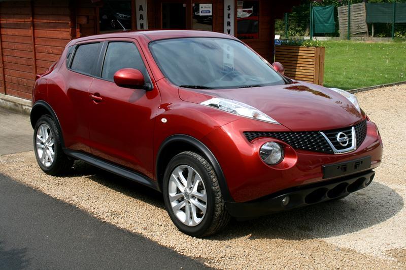 Nissan Garage Tweedehands : Tweedehands nissan qashqai dci garantie m wavre
