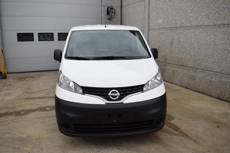 Nissan Garage Tweedehands : Tweedehands nissan nv garage haezebrouck zoon wevelgem